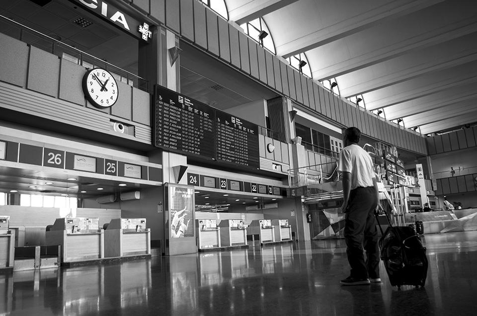 """""""¿A qué hora salía mi avión?""""by Fabián Spura"""