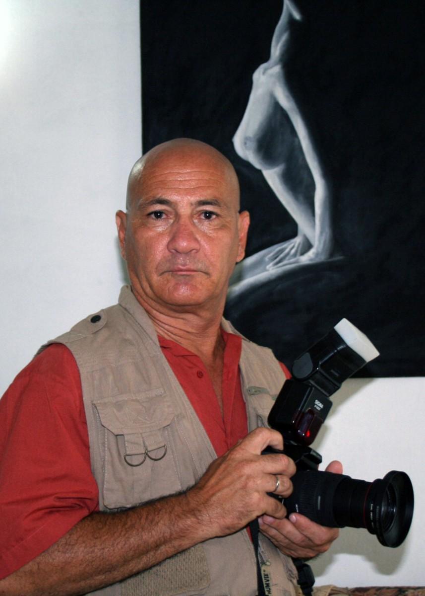 Foto perfil.Gustavo Linares Parrado